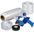 Shrink Wrap, Tape, Twine, and Dispensers