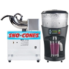 snow cone machines and commercial ice shavers - Commercial Snow Cone Machine