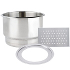 Food and Soup Warmer Kettle and Tank Components