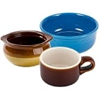 Soup Mugs, Cups, Bowls, and Bouillon Cups