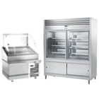 Spec Line / Institutional / Heavy-Duty Salad and Pizza Preparation Refrigerators
