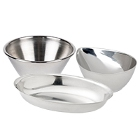Stainless Steel Ramekins and Sauce Cups