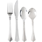 Heavy-Duty Plastic Silverware