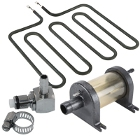 Steam Equipment Parts and Accessories