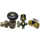 Steam Supply and Drain Valves