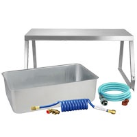 Steam Table Accessories Steam Table Parts - Wells steam table parts