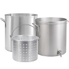 Stock Pots & Accessories