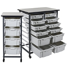 Storage Bin Carts