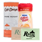 Sugar, Sweetener, and Creamer