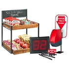 Retail and Grocery Store Displays
