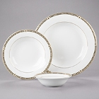 Syracuse China Baroque Bone China Dinnerware
