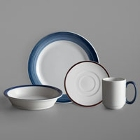 Syracuse China Rigel Constellation Colorful Porcelain Dinnerware