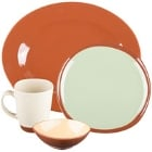 Syracuse China Terracotta Dinnerware