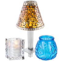 Tabletop Lighting Bulk Candles And Restaurant Table Lamps