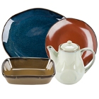 Tuxton Artisan China Dinnerware