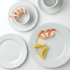 Tuxton Chicago White China Dinnerware