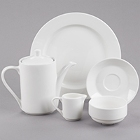 Tuxton AlumaTux Modena Bone China Dinnerware