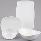 Tuxton AlumaTux Napa Bone China Dinnerware