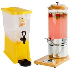 Uninsulated Beverage Dispensers