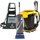 Upright and Canister Vacuum Cleaners