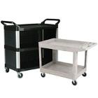 Utility A/V Carts and A/V Carts