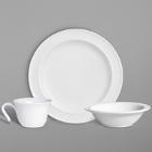 Villeroy & Boch Neufchatel Care White Porcelain Dinnerware