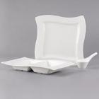 Villeroy & Boch NewWave White Porcelain Dinnerware
