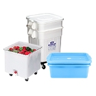 Vegetable Crisper Bins