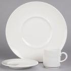 Villeroy & Boch Perimeter White Porcelain Dinnerware