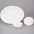 Villeroy & Boch Sedona Function White Porcelain Dinnerware