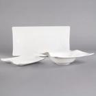 Villeroy & Boch Cera White Porcelain Dinnerware