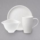 Villeroy & Boch Dune White Porcelain Dinnerware