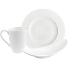 Villeroy & Boch Stella Hotel White Bone Porcelain Dinnerware