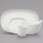 Villeroy & Boch Urban Nature White Premium Porcelain Dinnerware