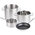 'Vollrath Intrigue Cookware' from the web at 'https://cdnimg.webstaurantstore.com/images/categories/new/vollrathintriguecook_sm.jpg'