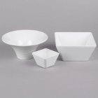 Vollrath Melamine Dinnerware and Displayware