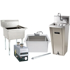 Warewashing Sinks and Accessories