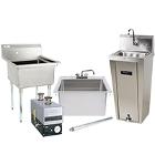 Warewashing Sinks and Accessories
