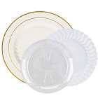 Disposable Wedding Plates