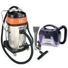 Wet / Dry Vacuum Cleaners