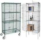 Wire Security Shelving