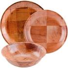 Wooden Dinnerware