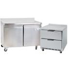 Worktop Freezers