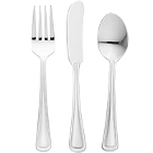 World Tableware Classic Rim II Flatware 18/8