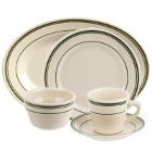 World Tableware Viceroy Ivory (American White) Stoneware Dinnerware