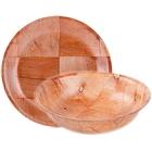 Woven Wood Dinnerware