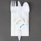 Individually Wrapped Plastic Flatware & Kits