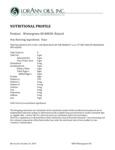 LorAnn Oils All-Natural Wintergreen Super Strength Flavor Nutrition Information