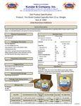 871KNZ1960 Nutrition