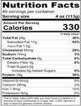 871DVF2140 Nutrition